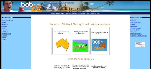 BobinOz website