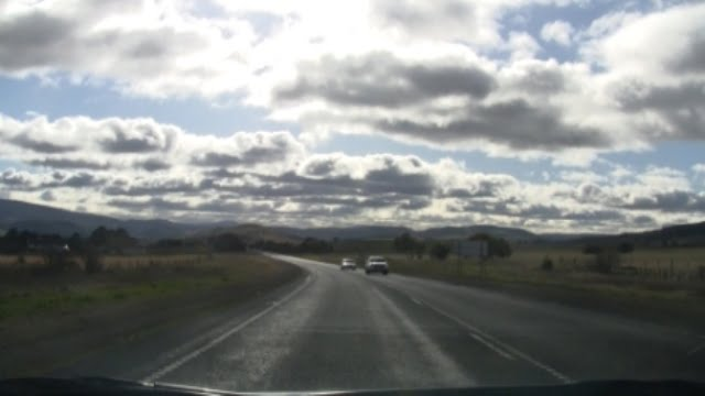 Traffic in Tasmania