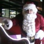Santa in Brisbane