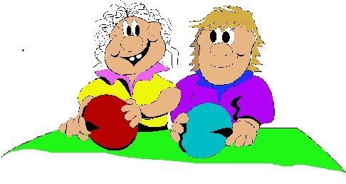 ping pong poms