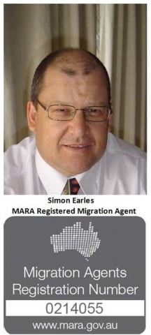 Simon Earles MARA