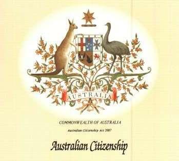 Citizenship Certificate