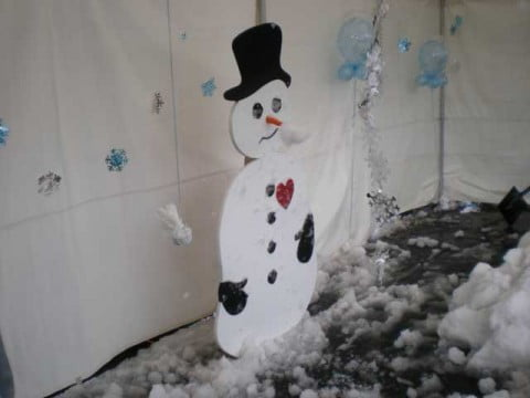 snowman target