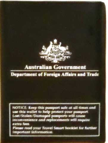 Aussie Passport 1