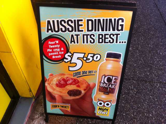 Australian cuisine all about food down under for Australian food cuisine