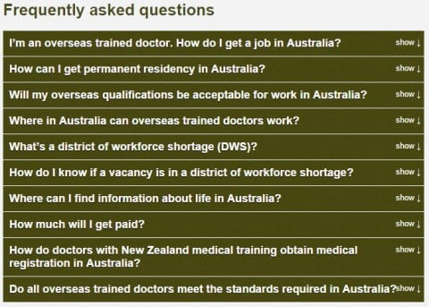 Jobs For Doctor In Australia A Uk Based Recruitment Service