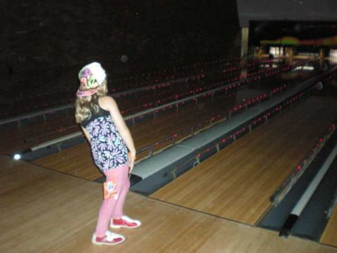 Birthday Girl Bowling 2