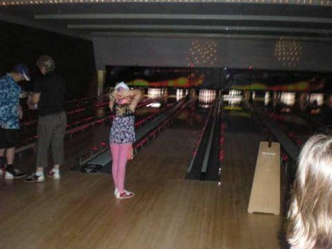 Birthday Girl Bowling 4