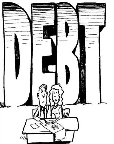 Gross National Debts