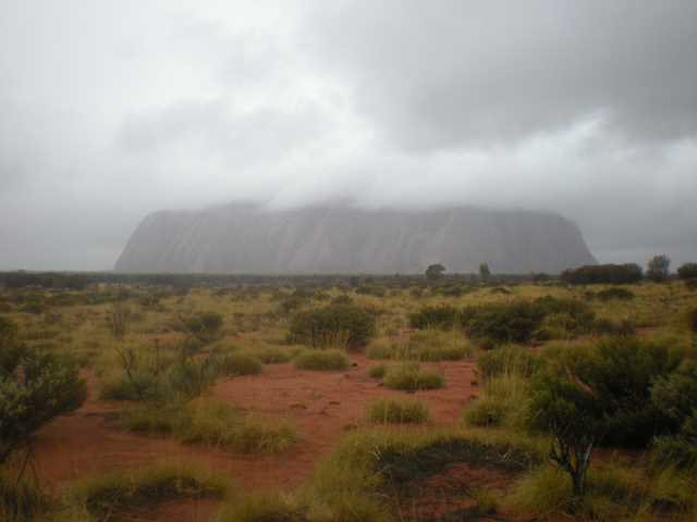 Dull Brown Uluru