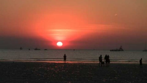 Sunset at Mindil Beach