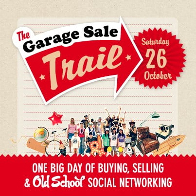 Garage Sale Trail