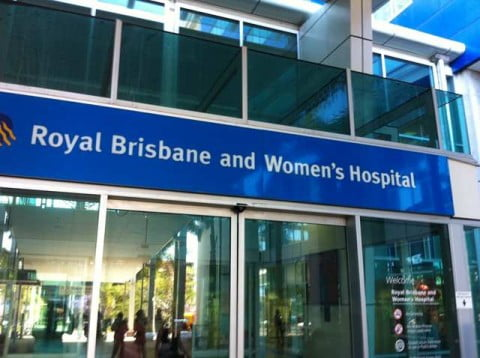 Royal Brisbane Women's Hospital