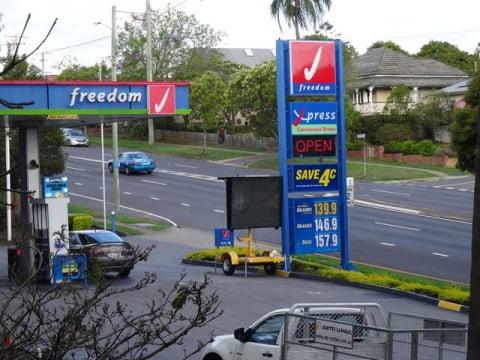 petrol freedom