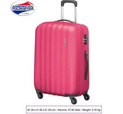 Prismo Suitcase