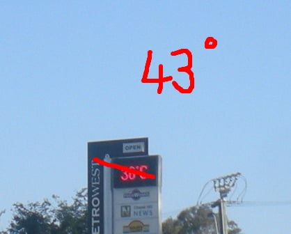 temp 43