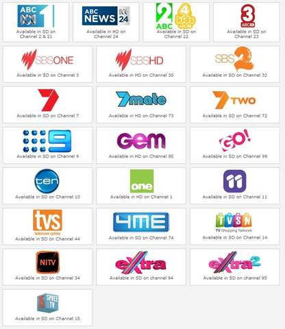 Freeview AUS1
