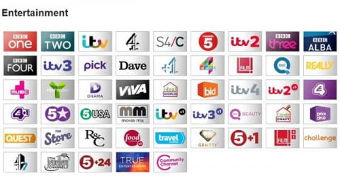 Freeview UK3