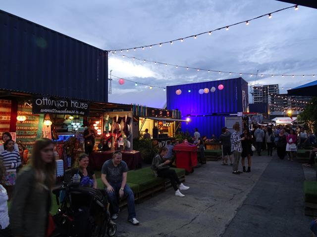 Eat Street Markets Brisbane S Hip New Food And Fun Court