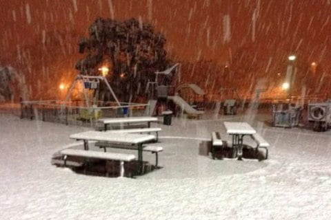 Lithgow Snow