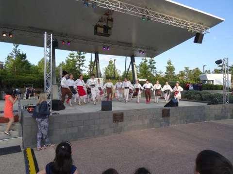Springfield Dance