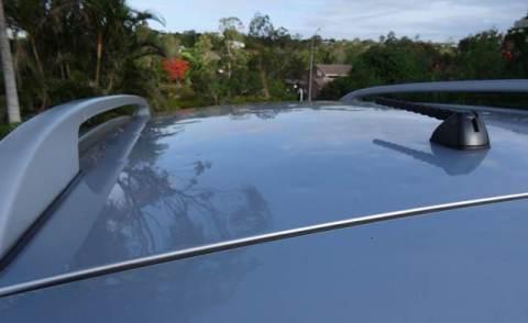 Car Damage roof