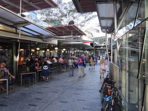 people in Brisbane G20