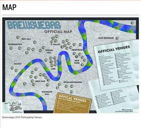 Brewsvegas map
