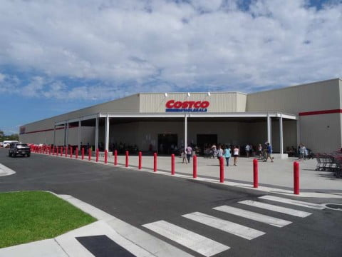 Costco Queensland