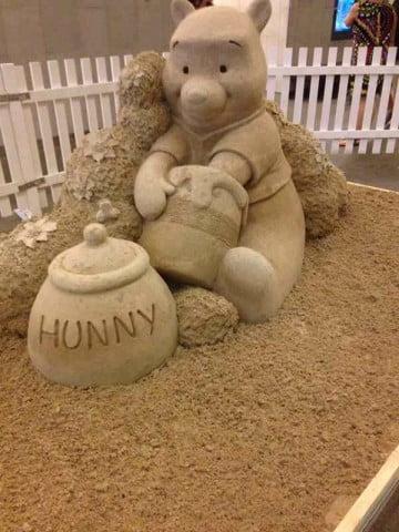 Sand Sculpture  (12)