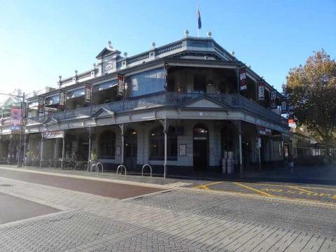 Fremanle Pub