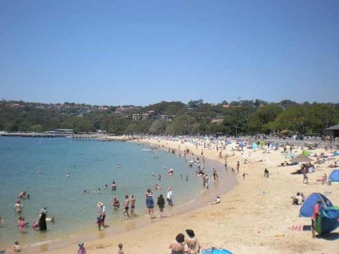Sydney beach