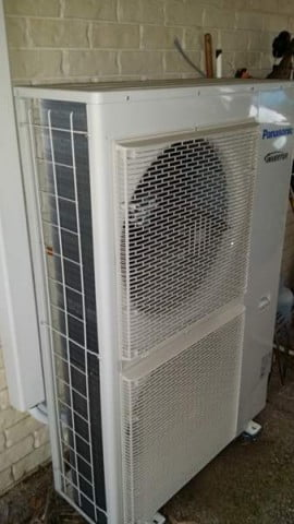 Ducted unit