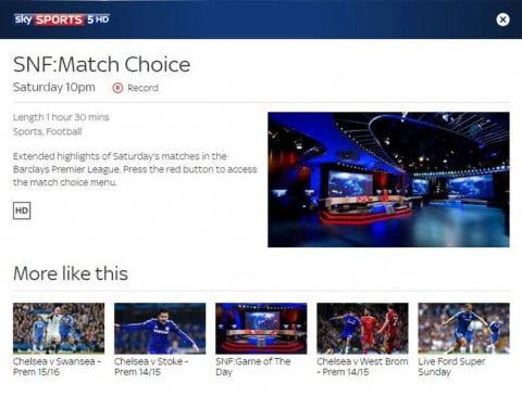 Match Choice