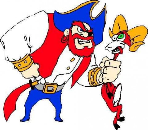 Pirate Strangling