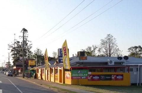 Fernvale town