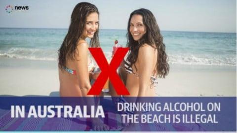 alcohol illegal