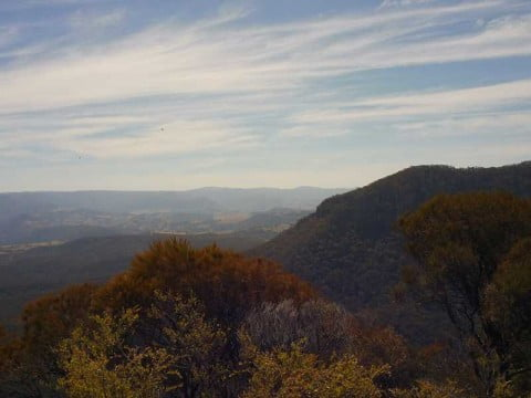 Blue mountains 5