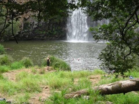 Dangar Falls 10