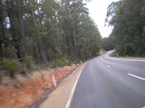 Into Melbourne