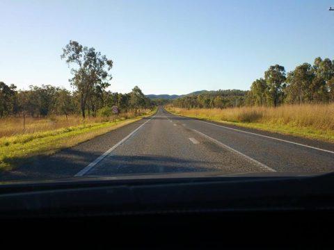 Rockhampton to Mackay
