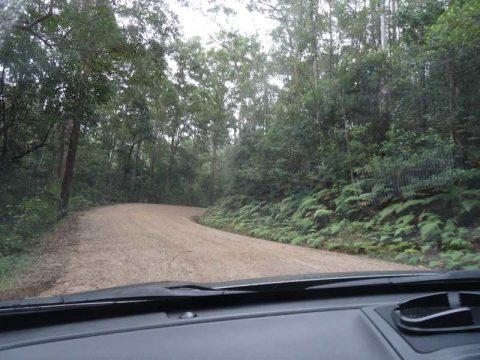 b road