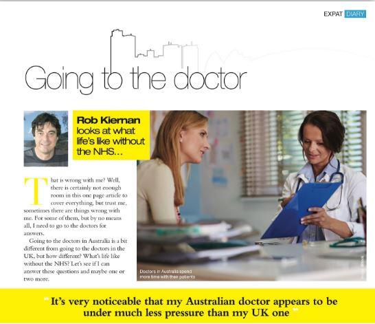 doctors visits