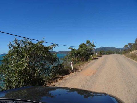 hideaway bay roads