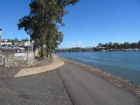 Bundaberg - Riverwalk (1)