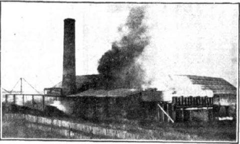 Mill Fire Gladstone