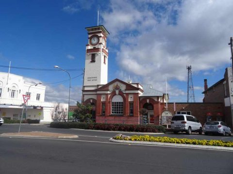 Stanthorpe post office