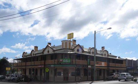 Stanthorpe pub
