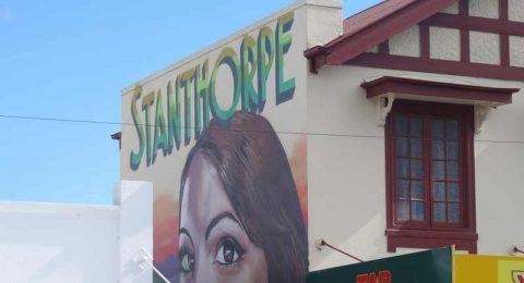 Stanthorpe sign