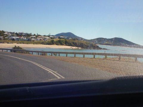 Capricorn Coast drive